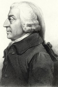 Adam Smith: Today, free markets in name only