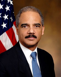 Eric Holder: Self interest above justice