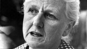 Joan Robinson, economist